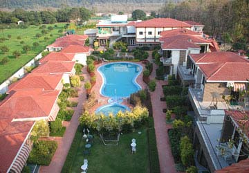 Hotels & Resorts - Jim Corbett National Park
